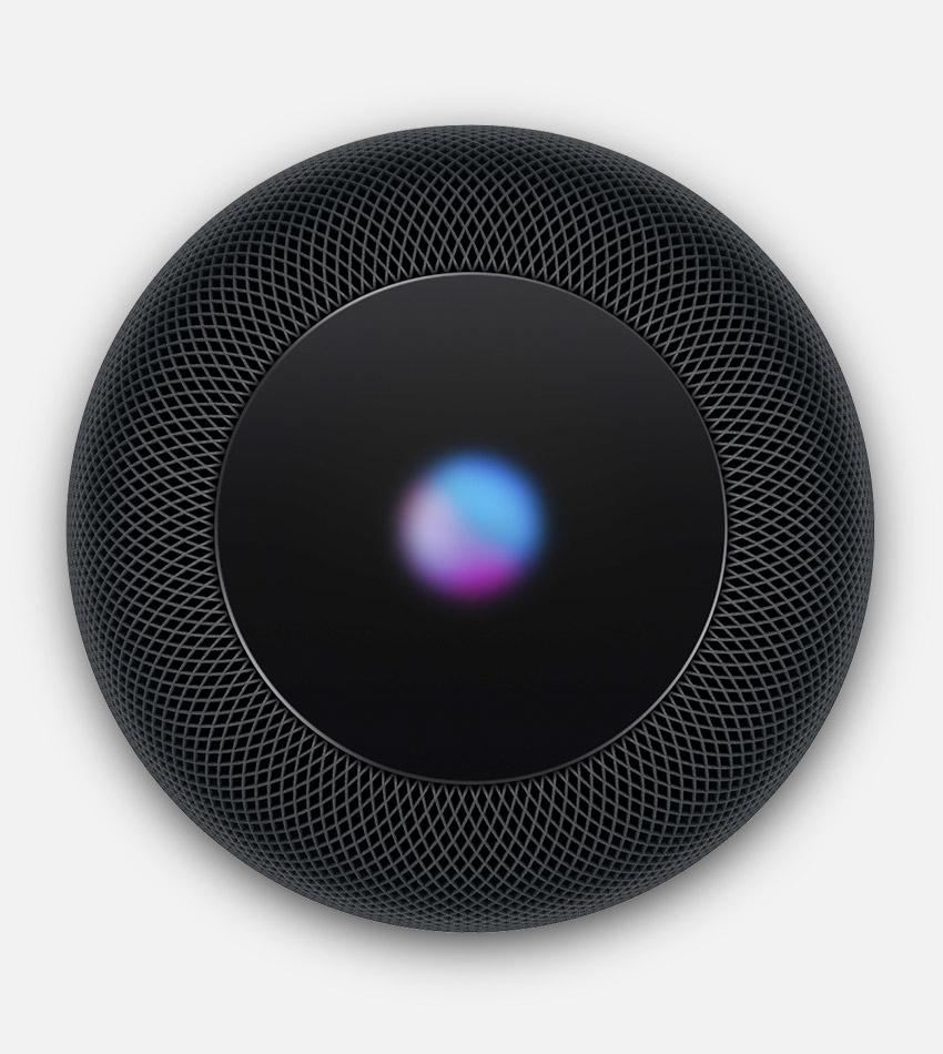 Altavoz inteligente Alexa, Siri y Google Home