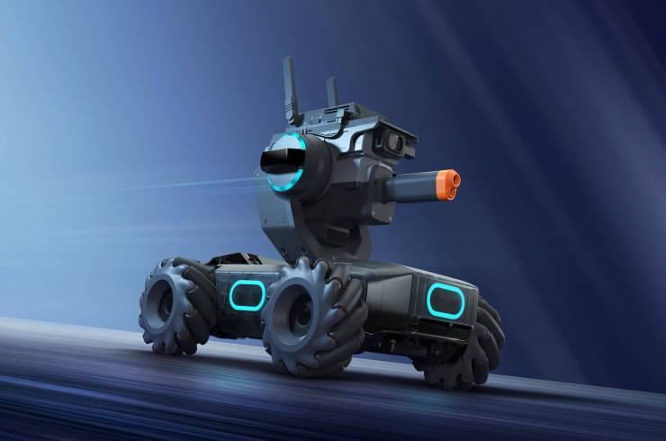 robot programable Robomaster S1
