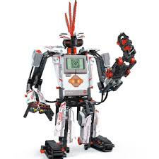 Imagen del robot educativo Lego Mindstorms EV3