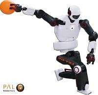 El robot Talos es un robot español que une la robótica y la Inteligencia Artificial. Este tipo de robot es perfecto para aprender a programar robótica por las características de este robot