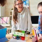 Qu es la robótica educativa para niños de secundaria