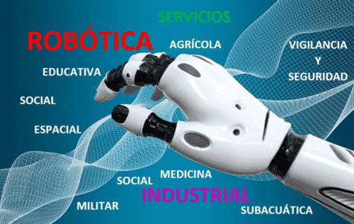 Tipos de robots y significado de qué es la robótica. Descubre qué es un robot y su definición de robot industrial, robot espacial, robot educativo, robot militar de guerra y de combate, y robot explorador