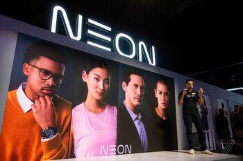 Neon es el asistente virtual de Samsung con forma humanoide que ha sido presentado en las Vegas en el CES 2020