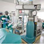 Robot Bistrack de Rob Surgical para cirugía robótica