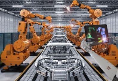 Empresa de robótica y automatización industrial en Bizkaia para automatizar puestos de trabajo en Vizcaya