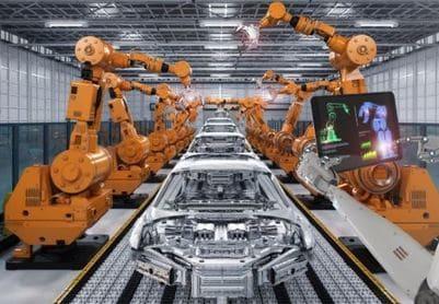 Empresa de robótica y automatización industrial en Sevilla para automatizar puestos de trabajo