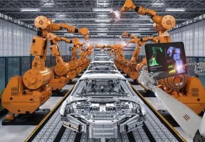 Empresa de robótica y automatización industrial en Madrid para automatizar procesos de trabajo