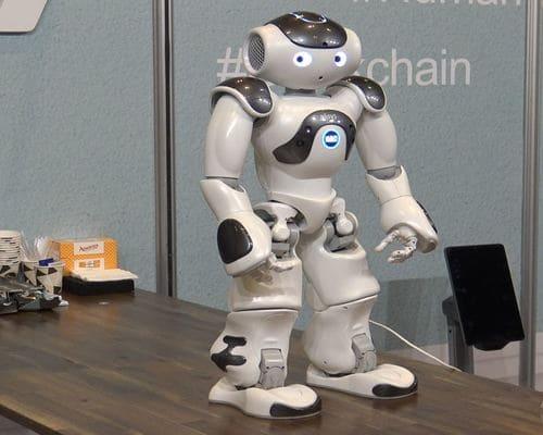 Robot NAO de Alisys el mejor robot humanoide del mundo