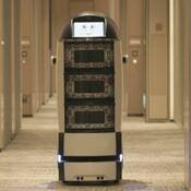 ROBOTS MAYORDOMOS PARA HOTELES Y RESTAURANTES