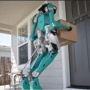 características de los robots humanoides