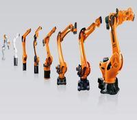 ejemplos de brazos robóticos industriales