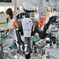 ejemplos de robots colaborativos o cobots industriales