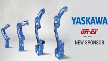 feria internacional Global robot expo robots de yaskawa
