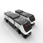 Qué son los vehículos AGV