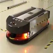 robot AGV para la logística. Historia de los vehículos sin conductor