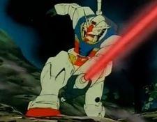 robot japonés Gundam dibujos anime