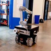 Tipos de vehículos AGV con sistema de guiado automático