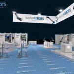 El congreso de robótica colaborativa wearecobots 2020 se celerbra en BIEMH Bilbao