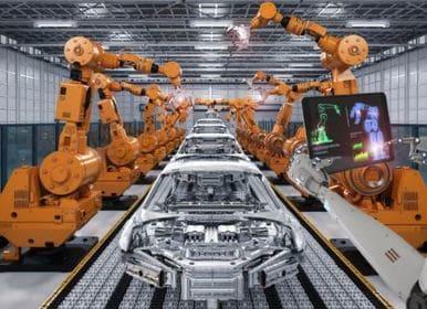 Empresa de robótica y automatización en Jaén para automatizar puestos de trabajo
