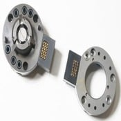 Cambiador de herramienta para brazo robótico de abb