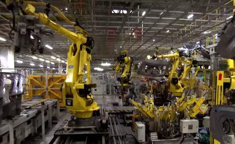 Hyundai Robotics cierra contrato de 370 robots industriales