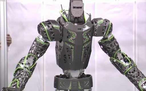Kaleido robot de rescate de Kawasaki