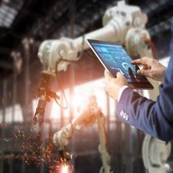 digitalización de los procesos productivos industriales