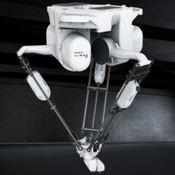 Comprar robot delta y robot paletizador en Zamora para paletizado de cajas y botellas y envasados