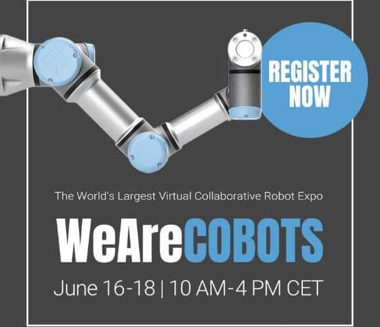 Congreso wearecobots de universal robots