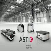 Empresas en Cáceres que instalan flotas de vehículos AGV AMR y robots móviles autónomos para logística de almacenes y pick and place