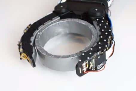 pinza para robot GelFlex del MIT