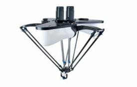 Robot delta x 5 de Omron características