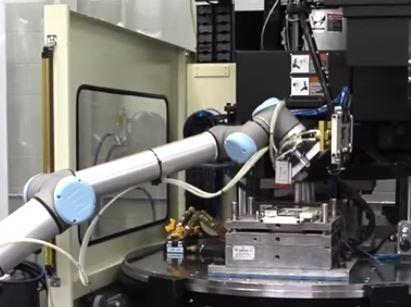 Universal robots interfaz IMMI
