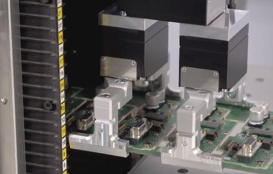 Weiss Robotics pinzas para sistemas de agarre