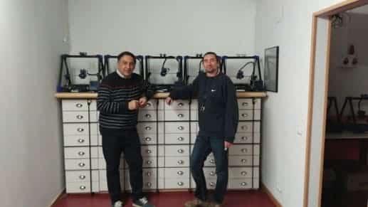 proyecto de robótica educativa en barcelona