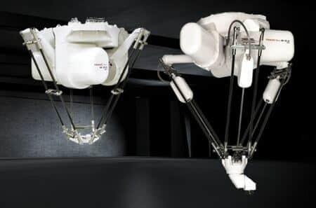 aplicaciones de los robots delta, características, fabricantes y precio