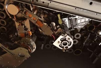 ATI crea un sensor de fuerza con clasificación espacial para la NASA