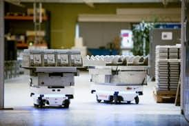 Robot de MIR