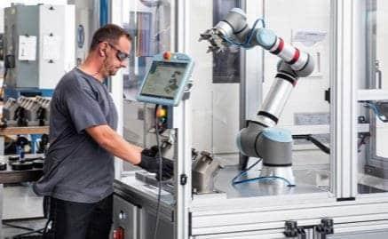 Los cobots de Universal Robots impulsan la productividad de BWIndustrie