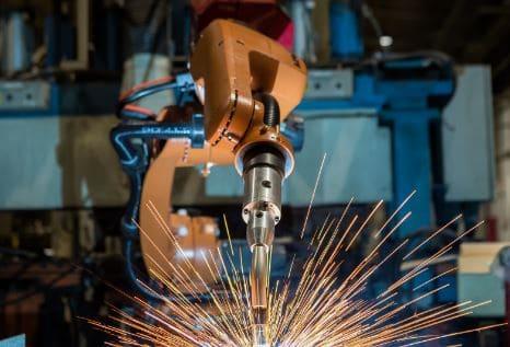 Brazo robótico para soldadura automática y brazo robot de soldadura automatizada