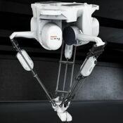 Comprar robot delta y robot paletizador en Burgos para paletizado de cajas, botellas y envasados y automatización del final de línea para packaging