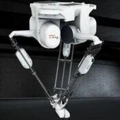 Comprar robot soldador y robot paletizador en Sevilla para cajas, botellas y envasados y automatización del final de línea y del packaging