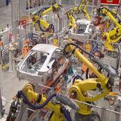 Empresa de robótica industrial de Sevilla y asistencia técnica para reparación y mantenimiento de robots maquinas industriales automáticas