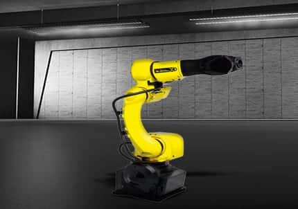 Robot industrial de Fanuc M10iD/16s