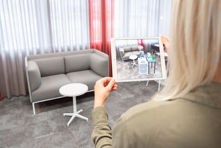 Software de ABB con Realidad Aumentada para instalar robots