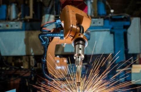 Robot soldador de estructuras metálicas para automatizar la soldadura de estructuras metálicas