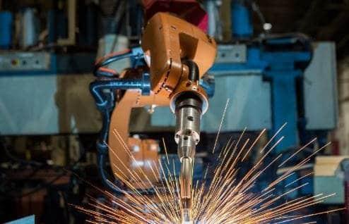 Robots industriales para soldadura y robots soldadores para soldaduras robotizadas