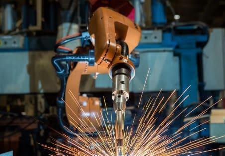 Robot para soldadura por arco TIG y sistemas de soldadura robotizada por arco TIG