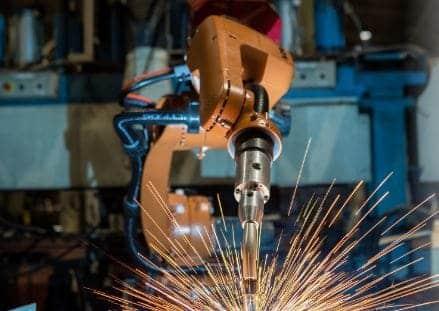 Soldadura robotizada y soldadura robótica
