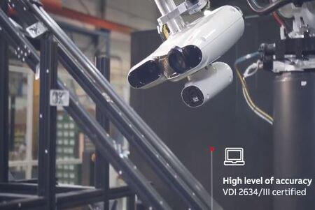 visión 3dqi de abb para controles de calidad
